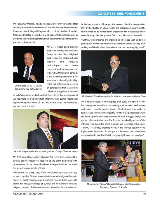 CE&CR | September 2013 - Page 2