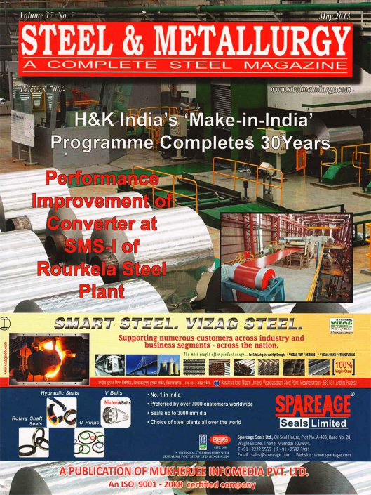 Steel & Metallurgy | May 2015